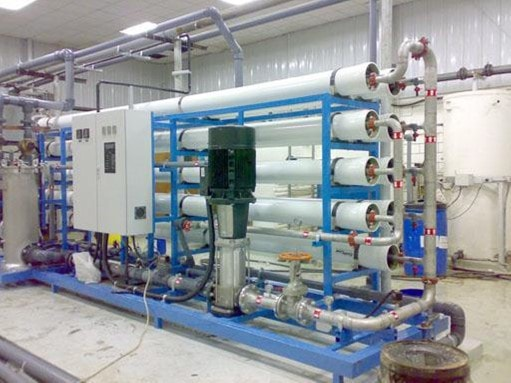 REVERSE OSMOSIS TREATMENT SYSTEM - South Africa