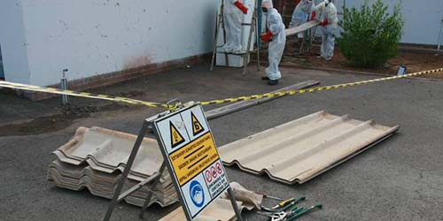 Asbestos Removal - Certified