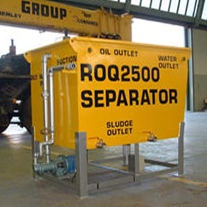 Oil water separator - South Africa