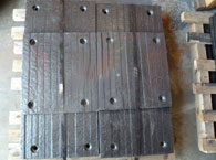 Chrome Carbide Wear liners South Africa